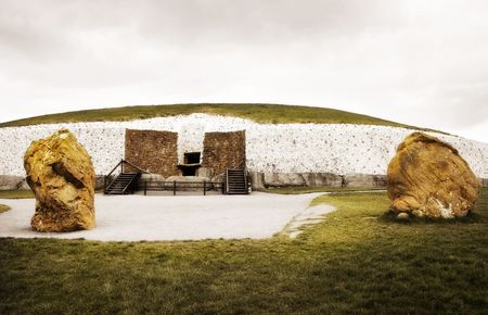 Newgrange (Bru na Boinne) World Heritage megalithic site