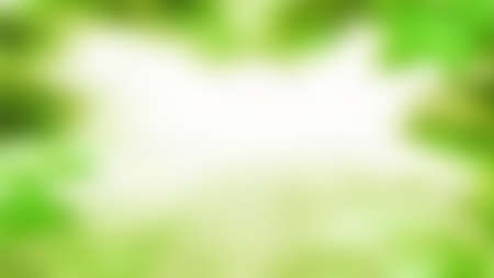 Photo pour Green blurred background, green bokeh abstract light background - image libre de droit