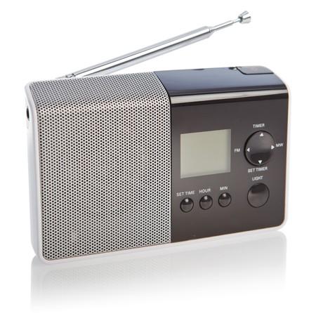 Modern radio transmitter isolated