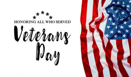 Foto für composite of veterans day flag - Lizenzfreies Bild