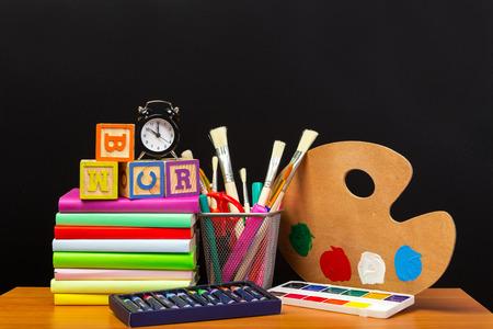 Foto de Education or back to school Concept. - Imagen libre de derechos