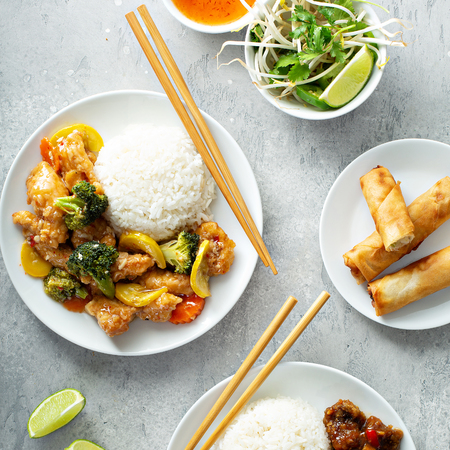 Photo for Asian food concept - Royalty Free Image
