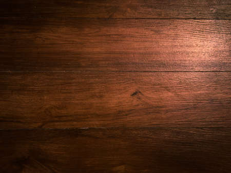 Photo for Wooden board  texture background objects for furniture with copy space for design. Top view - Royalty Free Image