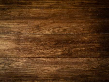 Photo pour Dark wooden texture background for design, Top view - image libre de droit