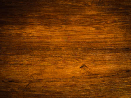 Photo for Dark wood texture use as natural background with copy space for artwork. Top view  - Royalty Free Image