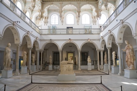Bardo Museum, Tunis (Tunisia)