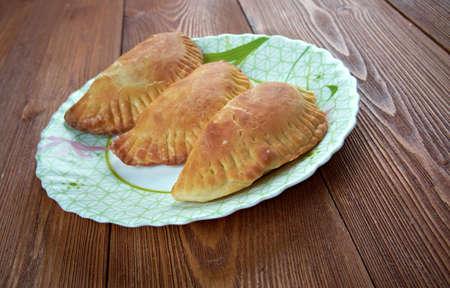 Empanada - Argentine fried meat  pate.