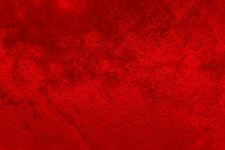 Foto für Red luxury wool natural fluffy fur wool skin texture  close-up use for background and wallpaper - Lizenzfreies Bild