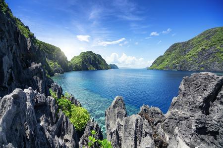 Photo pour El Nido , Palawan - Philippines - image libre de droit