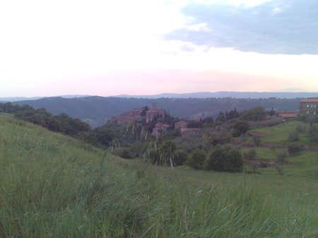 Parrano sunset (Terni -Italy)