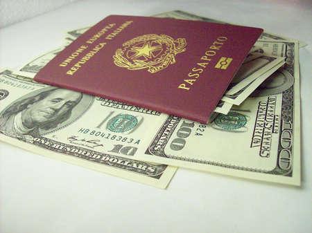 Foto per passaporto - Immagine Royalty Free