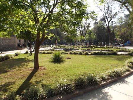 Kiosco bosque cuautemoc Morelia