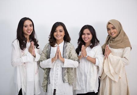 Foto de Group of women smiling - Imagen libre de derechos