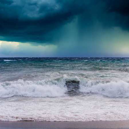 Stormy Seascape Wall Mural Murals Your Way