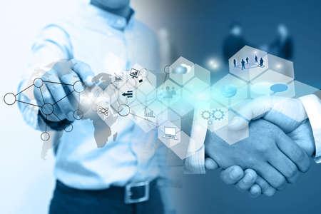 Foto für Business world. - Lizenzfreies Bild