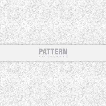 Illustration pour oriental patterns. background with Arabic ornaments. Patterns, backgrounds and wallpapers for your design. Textile ornament - image libre de droit