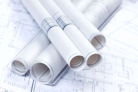Photo for Construction Project - Royalty Free Image