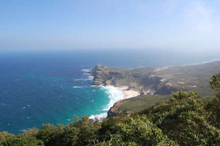 cape point and cape of good hope, south africa
