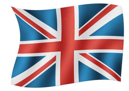 Photo pour Flag of England - image libre de droit