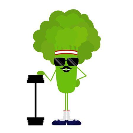 Broccoli athlete heavyweight