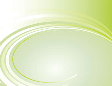 Abstract background with green gradients. Vector illustration