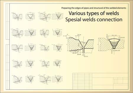special weldet joints of pipelines