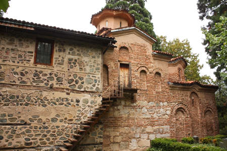 Boyana Church. Medieval Bulgarian Orthodox Church. Sofia, Bulgaria,