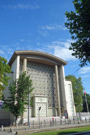 Strasbourg Synagogue de la Paix