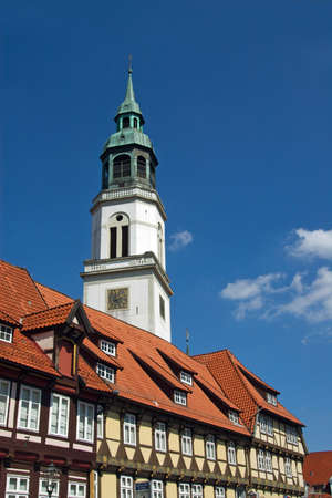 Historic old town of Celle