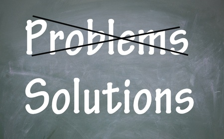 solutions without problems symbol