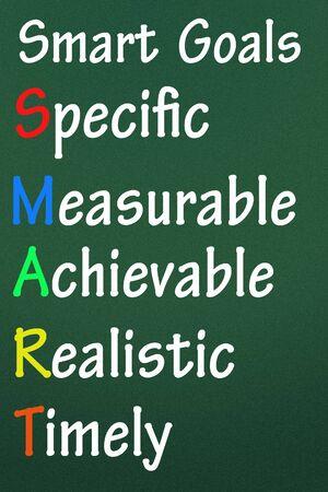 smart goals symbol