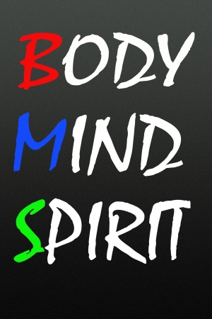 body mind spirit symbol