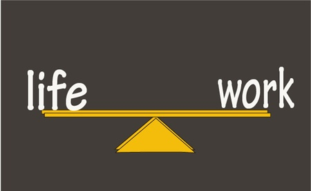 Balance of life and work