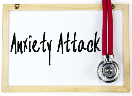 anxiety attack sign