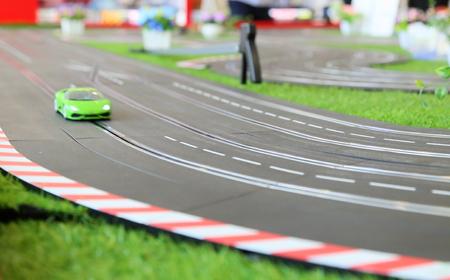 Photo pour toy remote control racing car - image libre de droit