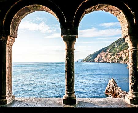 Glimpse Of The Coast