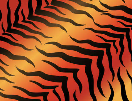 abstract tiger background for a design