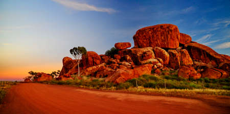 Devil marbles Australia