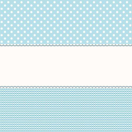 Illustration pour Baby background - image libre de droit