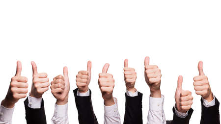 many thumbs up