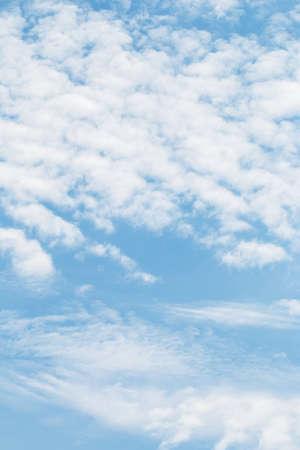 Photo pour Group of cloud in the sky - image libre de droit