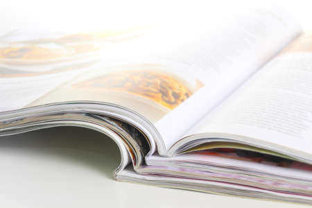Whipped magazines