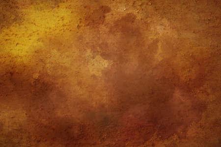 Foto de Autumn texture in orange and brown colors - Imagen libre de derechos