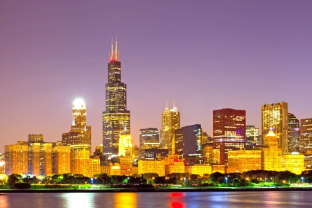 City of Chicago USA