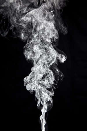 Photo for Steam rises vertically and swirls quite strongly. - Royalty Free Image