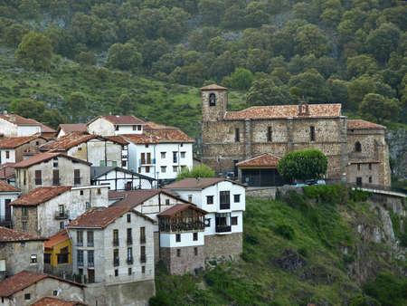 ortigosa village in La Rioja