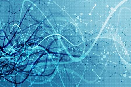Foto de Science Research background - Imagen libre de derechos