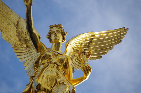 Munich, Angel of Peace