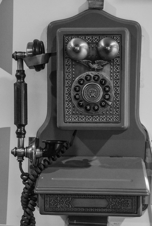Antiquated phone