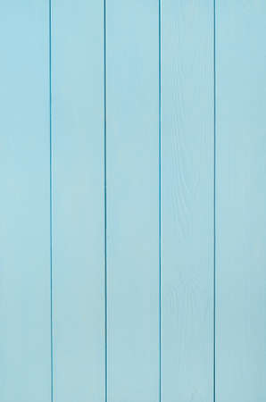 a tongue and grooved wood plank panel, painted in a pale cool blue.
